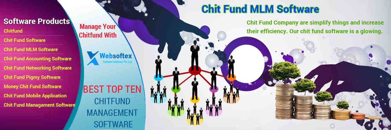 Chit Fund MLM Software