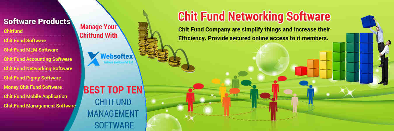 Chit Fund Networking Software