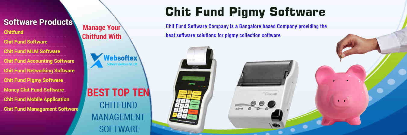 Chit Fund Pigmy Software